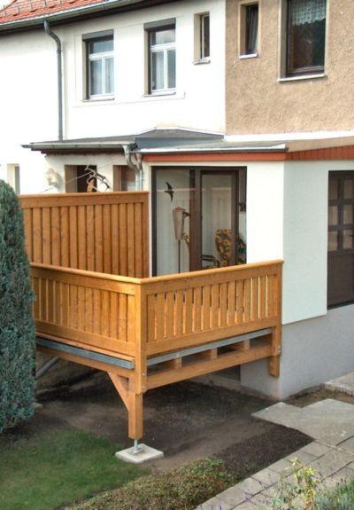 description f r balkone aus holz vorstellbalkone. Black Bedroom Furniture Sets. Home Design Ideas